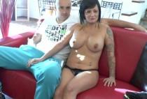 1496 1 210x142 - Gina et son mari se donnent à fond pour leur premier casting x